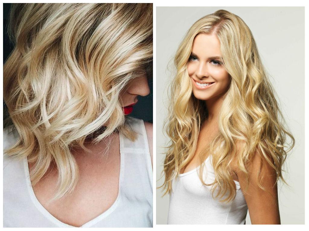 Préférence Balayage blond, j'ai décidé de changer de tête UU59