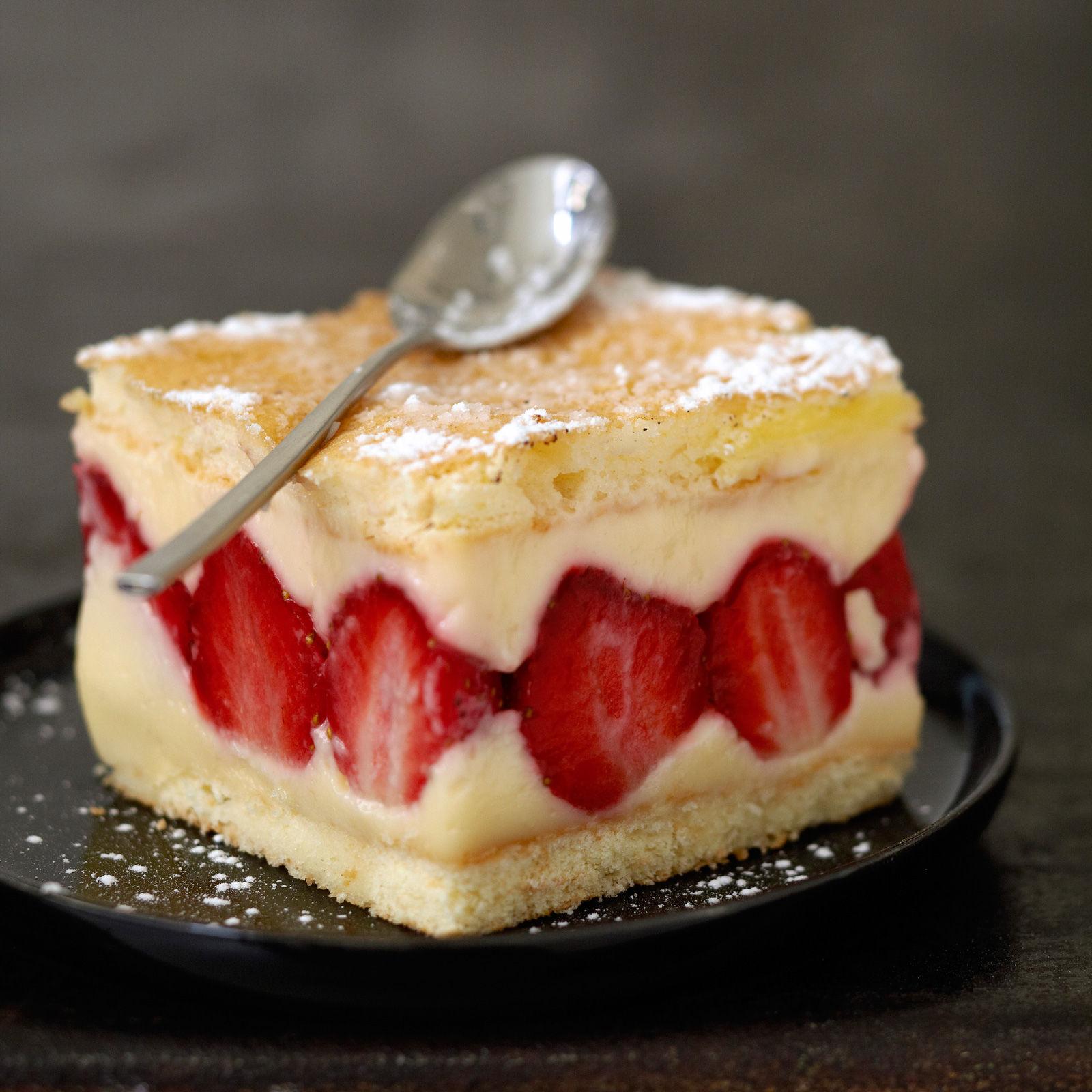 Recette fraisier comment r ussir tous les coups ce d licieux dessert - Quel fraisier choisir ...