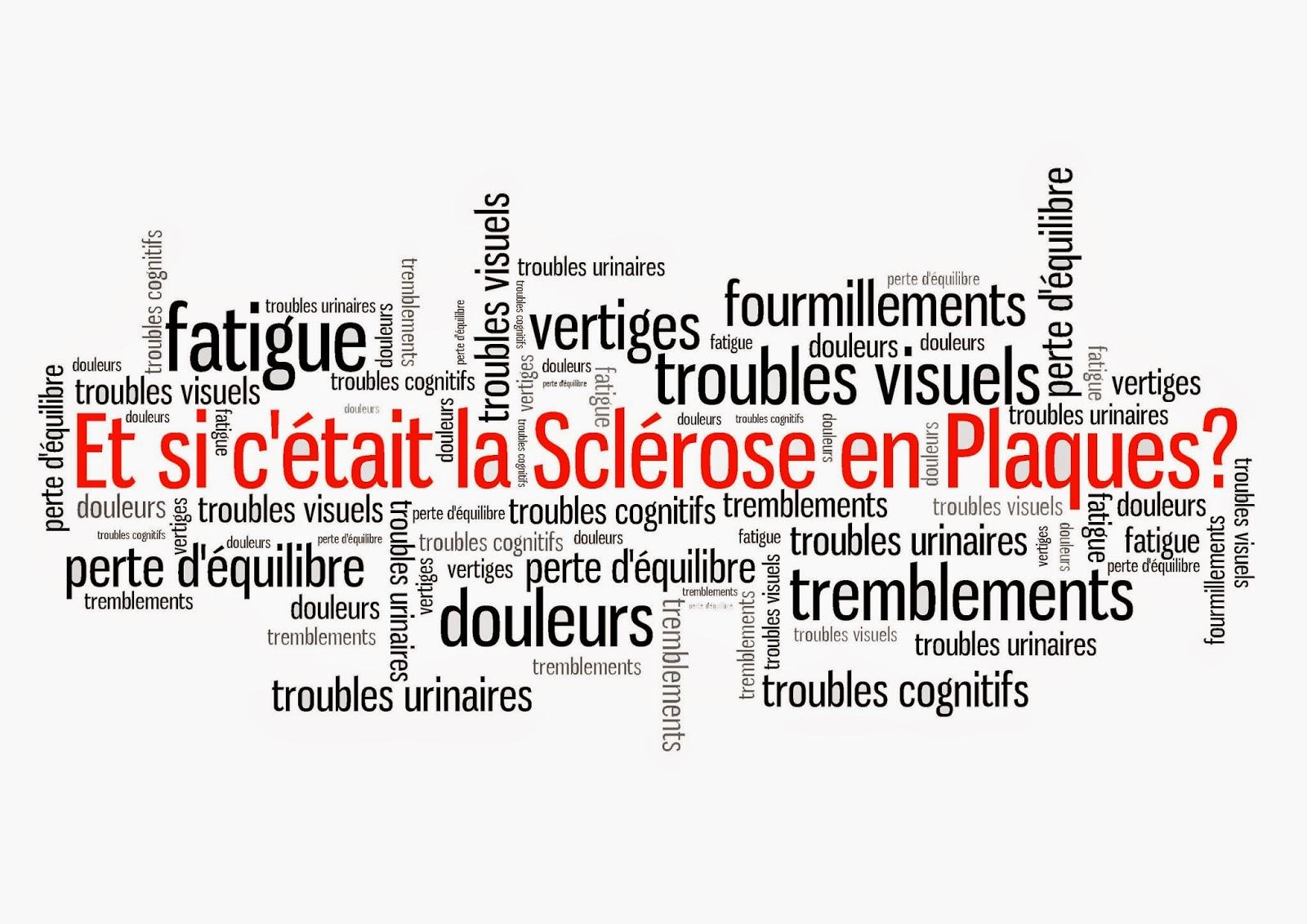 Sclérose en plaques, une affection que atteint le cerveau